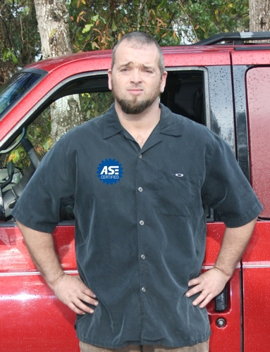 Ace mobile auto repair technician. Charlie is ASE certified in Myrtle Beach, SC