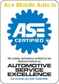 Ace Auto Repair in Myrtle Beach, SC is ASE Certified!